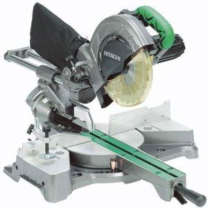 Hitachi C 8FSE - Scie radiale à coupe d'onglet Ø 216 mm 1050W