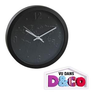 294 offres horloge monde tous les prix en ligne - Horloge murale monde ...