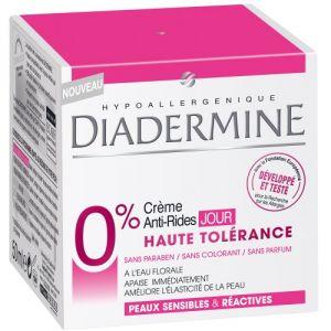 Diadermine Haute Tolérance Anti-Rides - Soin de Jour 50 ml