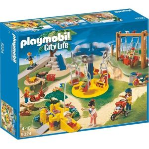Playmobil 5024 - Grand jardin d'enfants