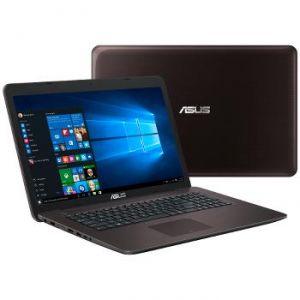 """Asus K756UQ-T4202T - 17.3"""" avec Core i7-7500U 2.7 GHz"""