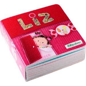 Lilliputiens Livre Liz la coccinelle