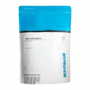 Myprotein Impact Whey Isolate, Chocolat moelleux, Poche, 1 kg