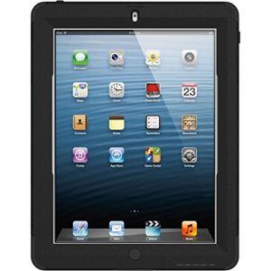 Targus THD044EU - Coque de protection SafePORT Heavy Duty en silicone pour iPad 3 et 4