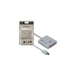 MCL Samar CG-293CAZ - Convertisseur actif en câble mini DisplayPort mâle / DVI femelle