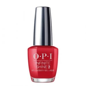 O.P.I Infinite Shine Big Apple Red - Vernis à ongles