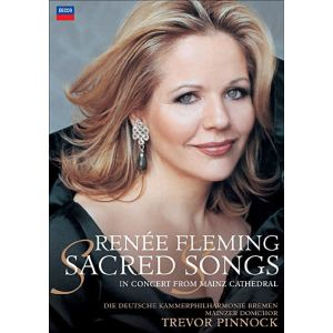Renée Fleming : Sacred songs