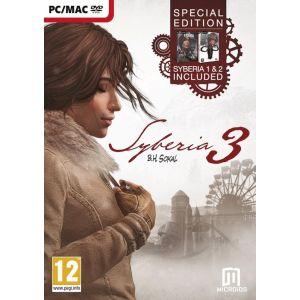 Syberia 3 : édition day one - Syberia 1, 2 et 3 sur PC