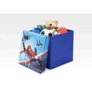Delta Children TC85768PL - Pouf de rangement Disney Planes