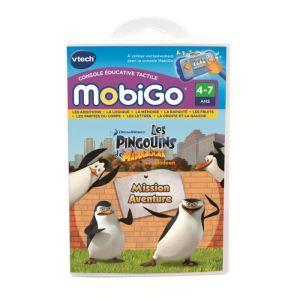 Vtech Jeu Mobigo Les pingouins de Madagascar