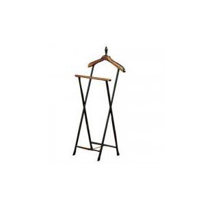 Athezza Valet de chambre Alphonse en métal et bois