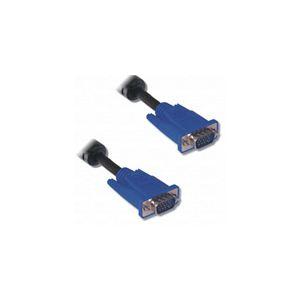 Dexlan 128750 - Cordon VGA SVGA HD15M/M Premium Quality 20m