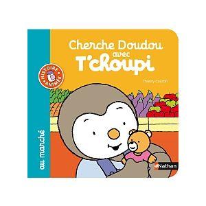 Diset T'choupi cherche doudou au marché
