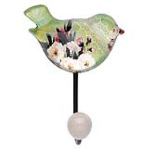 La Chaise Longue Crochet patère suspension Oiseau