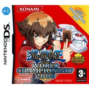 Yu-Gi-Oh! World Championship 2008 sur NDS