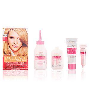 L'Oréal Excellence 8.03 Blond Divin - Crème colorante triple protection
