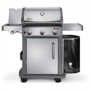 Weber Spirit Premium S-320 GBS - Barbecue à gaz 3 brûleurs