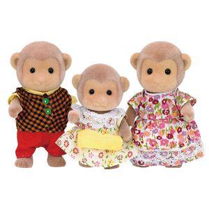 Epoch Sylvanian Families 5214 - Famille singe