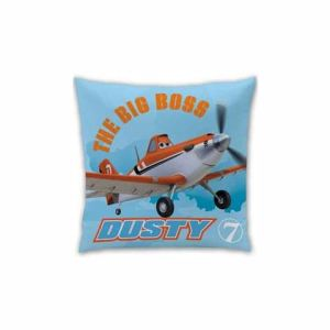 Cti Coussin Disney Planes Dusty Champion (40 x 40 cm)