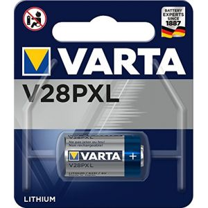 Varta Electronics V28PXL Batterie 2CR11108 lithium
