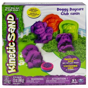 Spin Master Kinetic Sand : club canin