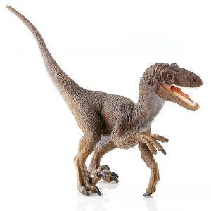 Schleich Figurine dinosaure : Vélociraptor (14524)