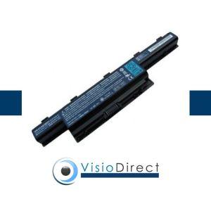 Visiodirect SWT1235QRZ8849 - Batterie pour portable Emachines (E440 E440G E442 E443 E529 E530 E640 E640G)