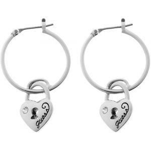 Guess Ube81066 - Boucles d'oreilles Coeur Cadena