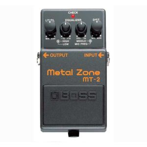 Boss Effect MT-2 - Pédale Metal Zone