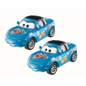 Mattel Pack 2 véhicules Dinoco Mia/Tia Disney Cars
