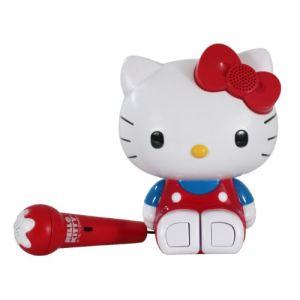 Techtraining 21009-INT - Karaoké portable Hello Kitty