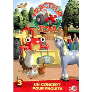 Tracteur Tom - Volume 3 : Un concert pour Paquita