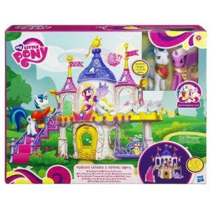 Hasbro Mon Petit Poney Château des princesses