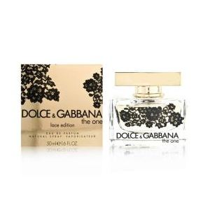 Dolce & Gabbana The One - Eau de parfum pour femme (Edition Dentelle)