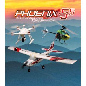 Blade RTM5500 - Simulateur de vol Phoenix V5.5
