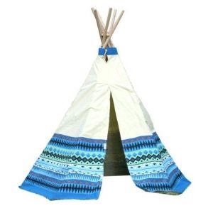 Tente de jardin Aztec Wigwam avec cadre