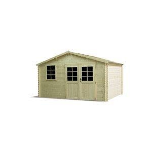 Madeira AB3003 - Abri de jardin en bois 10,18 m2
