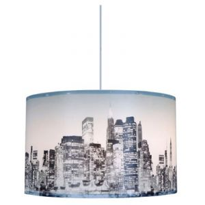 Luminaire suspension new york comparer 36 offres - Suspension new york leroy merlin ...