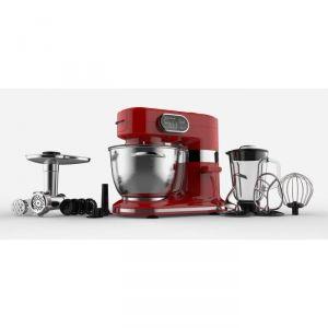 Robot multifonction rouge 1000w comparer 15 offres for Robot de cuisine professionnel