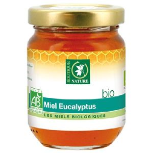 Boutique Nature Miel eucalyptus bio (250g)