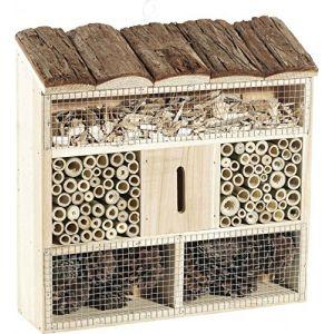 Royal Gardineer Hôtel à insectes pour jardin, cour, balcon ou terrasse - Petit