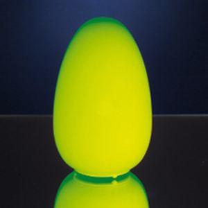 Paulmann Lampe de table Led Oeuf en verre