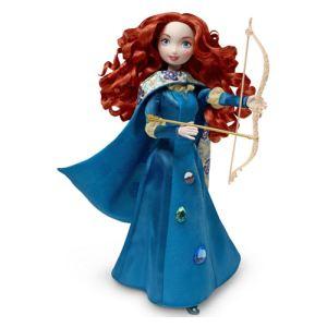 Mattel Princesse Merida et accessoires - Rebelle