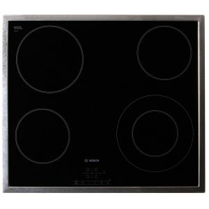 Bosch PKF645B17E - Table de cuisson vitrocéramique 4 foyers