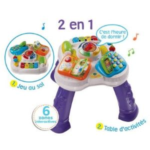 Table d eveil comparer 263 offres - Leapfrog table d eveil musical des animaux ...