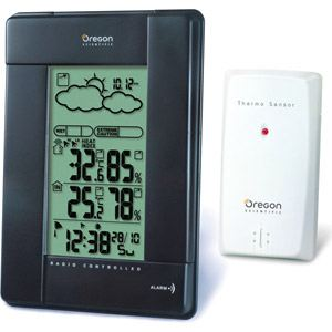 Oregon temperature exterieure et interieure comparer 29 for Station meteo temperature interieure et exterieure