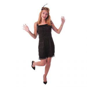 Party Pro 872086454 - Déguisement robe années folles adulte