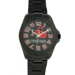 Le Temps des Cerises TC02 - Montre pour femme avec bracelet en acier