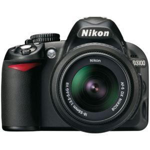 Nikon D3100 (avec objectif 18-55mm)