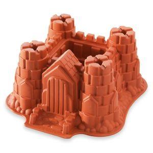 Moule à gateaux forme chateau